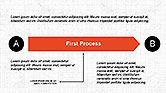 5 Step Process Diagram#4