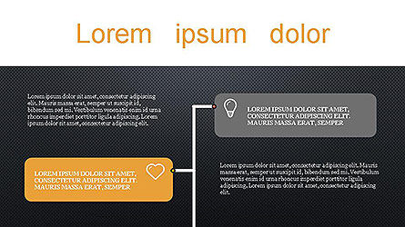 Presentation with Icons Slide 15