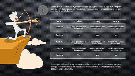 Infograhics Slides, Slide 10, 04143, Infographics — PoweredTemplate.com