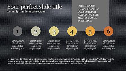 Infograhics Slides, Slide 11, 04143, Infographics — PoweredTemplate.com