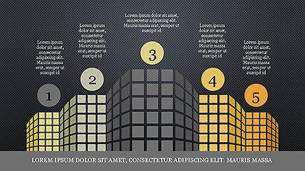 Infograhics Slides, Slide 16, 04143, Infographics — PoweredTemplate.com