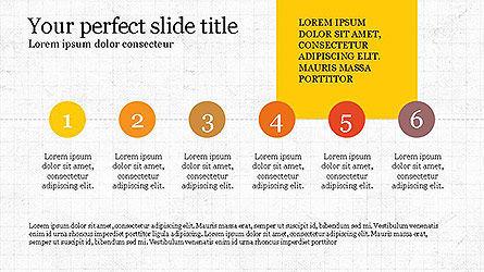 Infograhics Slides, Slide 3, 04143, Infographics — PoweredTemplate.com