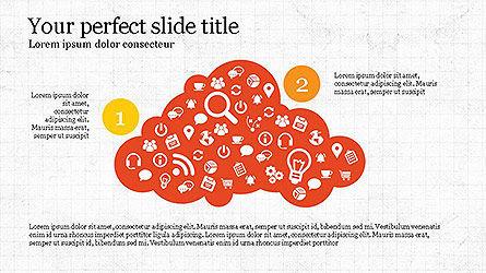 Infograhics Slides, Slide 4, 04143, Infographics — PoweredTemplate.com
