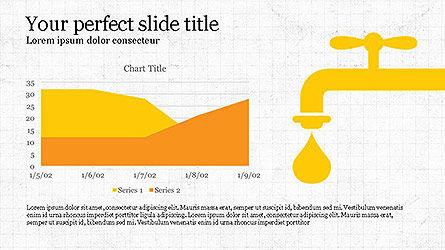 Infograhics Slides, Slide 6, 04143, Infographics — PoweredTemplate.com