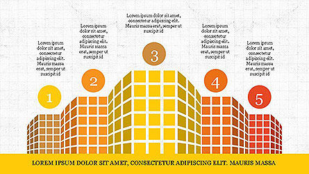 Infograhics Slides, Slide 8, 04143, Infographics — PoweredTemplate.com