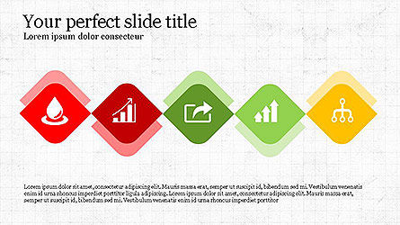 Project Stages Concept, Slide 2, 04145, Stage Diagrams — PoweredTemplate.com