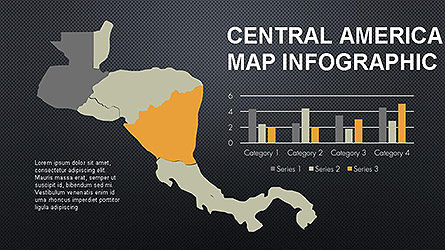 Countries Maps Infographics Slide 11