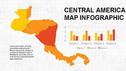 Countries Maps Infographics, Slide 4, 04147, Infographics — PoweredTemplate.com
