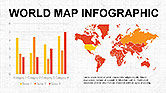 Countries Maps Infographics#3