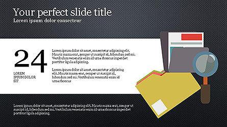 News and Media Presentation Template Slide 10