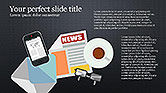 News and Media Presentation Template#12