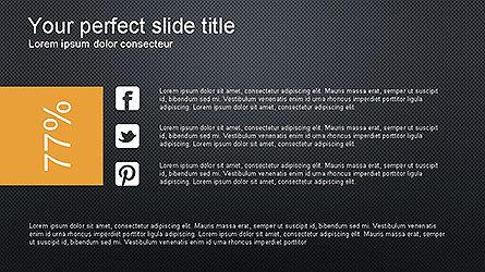 Timeline Presentation Template Slide 16