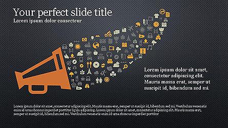 Project Promotion Presentation Concept, Slide 14, 04153, Presentation Templates — PoweredTemplate.com
