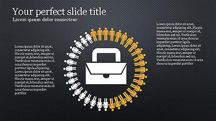 Project Promotion Presentation Concept, Slide 16, 04153, Presentation Templates — PoweredTemplate.com