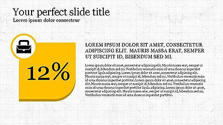 Project Promotion Presentation Concept, Slide 5, 04153, Presentation Templates — PoweredTemplate.com