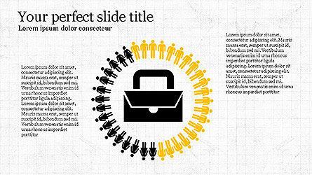 Project Promotion Presentation Concept, Slide 8, 04153, Presentation Templates — PoweredTemplate.com