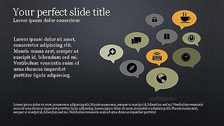 Project Promotion Presentation Concept, Slide 9, 04153, Presentation Templates — PoweredTemplate.com
