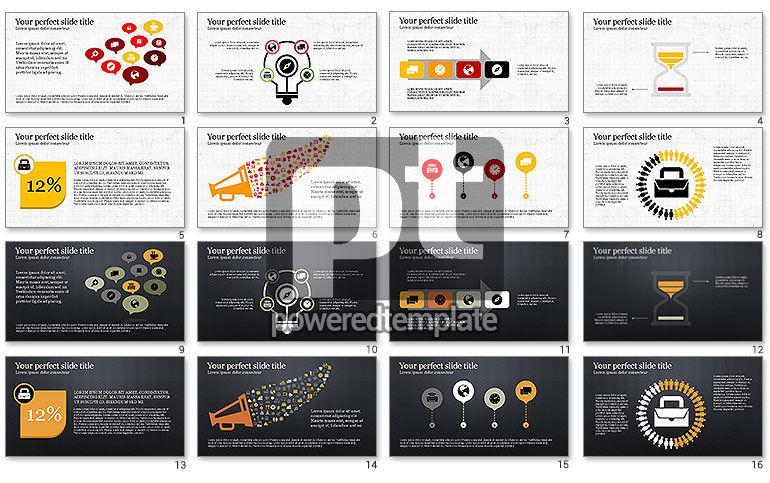 Project Promotion Presentation Concept