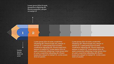 Pencil Stage Diagram Concept Slide 11