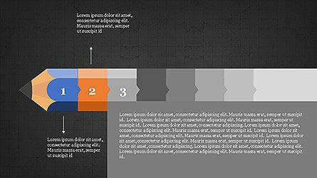 Pencil Stage Diagram Concept Slide 12