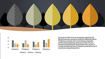 Growth of Tree Stages Diagram Concept Slide 10