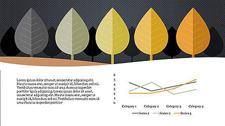 Growth of Tree Stages Diagram Concept Slide 13