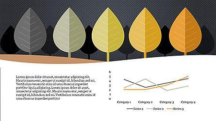 Growth of Tree Stages Diagram Concept, Slide 13, 04156, Presentation Templates — PoweredTemplate.com