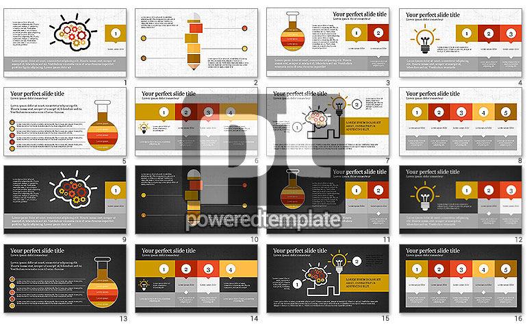 Creative Process Presentation Template