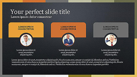 Colorful Options Presentation Template Slide 13