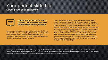 Sequence Presentation Concept Slide 10