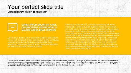 Sequence Presentation Concept, Slide 2, 04162, Organizational Charts — PoweredTemplate.com
