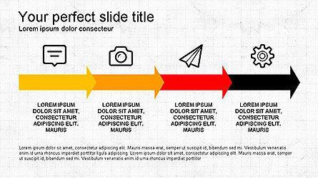 Sequence Presentation Concept, Slide 3, 04162, Organizational Charts — PoweredTemplate.com