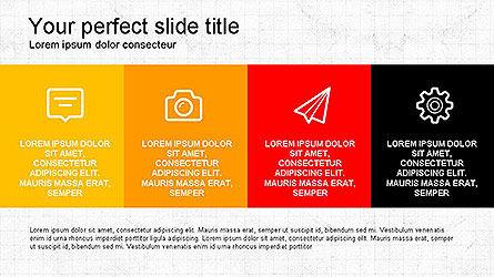 Sequence Presentation Concept, Slide 4, 04162, Organizational Charts — PoweredTemplate.com