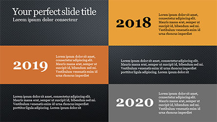 Timeline Report Concept, Slide 12, 04165, Timelines & Calendars — PoweredTemplate.com