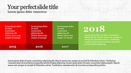 Timeline Report Concept, Slide 5, 04165, Timelines & Calendars — PoweredTemplate.com