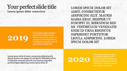 Timeline Report Concept, Slide 6, 04165, Timelines & Calendars — PoweredTemplate.com