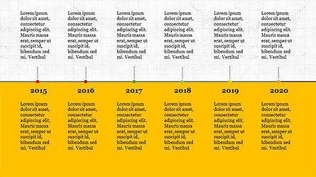 Timeline Report Concept Slide 7