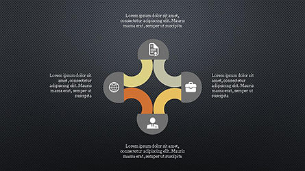 Infographics Shapes Slide 10