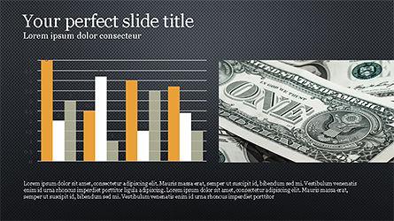 Financial Report Presentation Template Slide 12