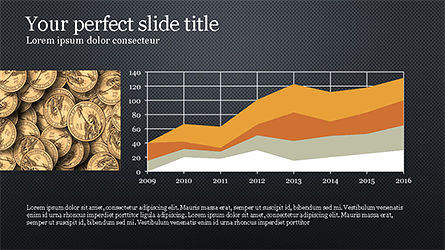 Financial Report Presentation Template Slide 13
