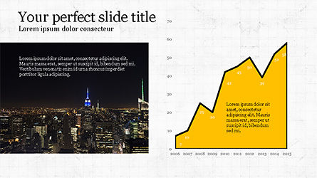 Financial Report Presentation Template Slide 3