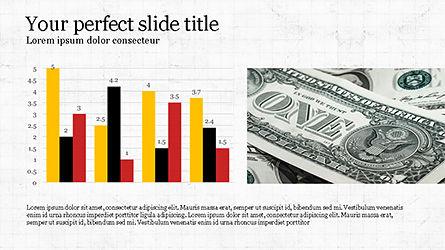 Financial Report Presentation Template Slide 5