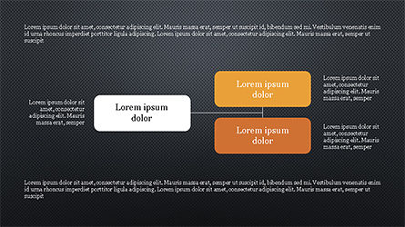 Organizational Charts Set, Slide 13, 04171, Organizational Charts — PoweredTemplate.com