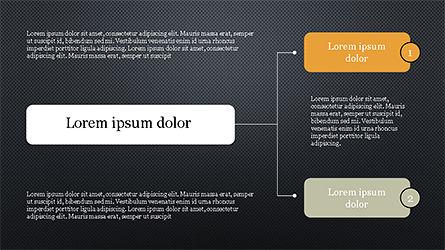 Organizational Charts Set, Slide 15, 04171, Organizational Charts — PoweredTemplate.com