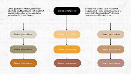 Organizational Charts Set, Slide 2, 04171, Organizational Charts — PoweredTemplate.com