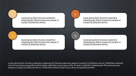 Process with Checkpoints, Slide 11, 04173, Stage Diagrams — PoweredTemplate.com