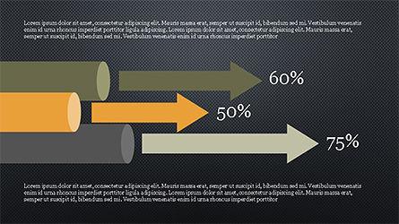 Cylinder Diagram Concepts, Slide 10, 04180, Business Models — PoweredTemplate.com