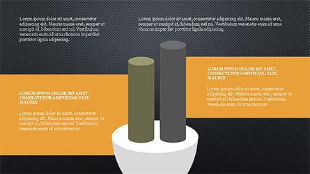 Cylinder Diagram Concepts, Slide 11, 04180, Business Models — PoweredTemplate.com