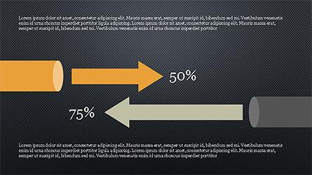 Cylinder Diagram Concepts, Slide 13, 04180, Business Models — PoweredTemplate.com