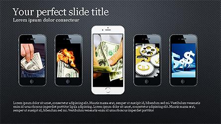 Technology and Design Presentation Concept Slide 11